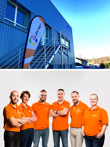 container cubner equipe conseil