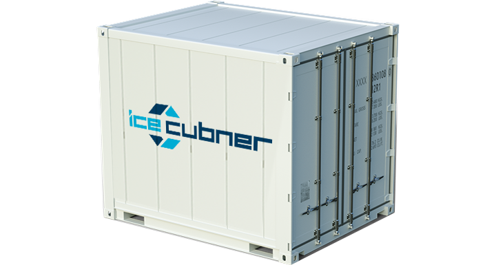 Container frigorifique reefer 10 pieds icecubner for Container isole