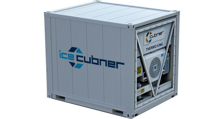 Container frigorifique reefer 10 pieds icecubner for Container maritime prix