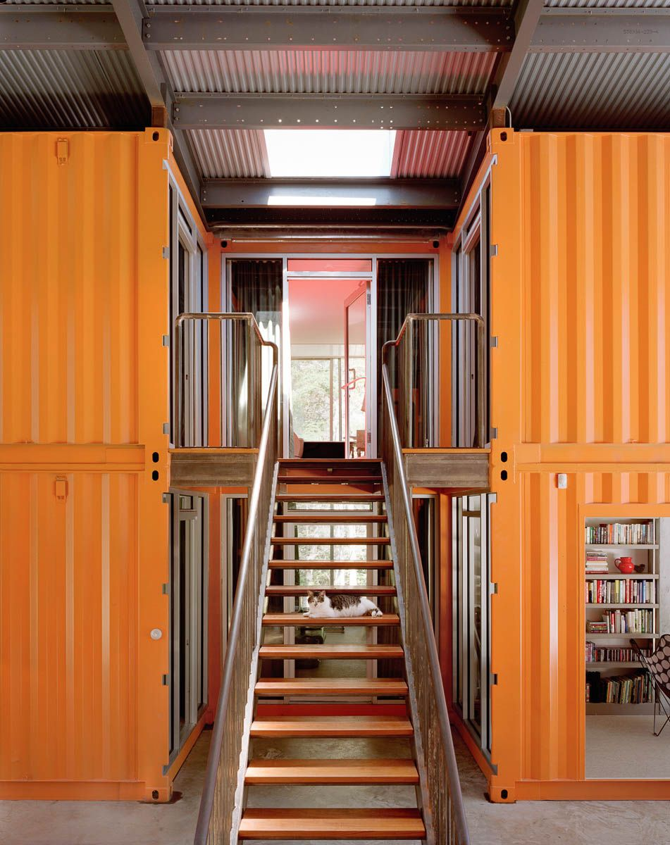 Maison container nantes best maison conteneur design for Maison container loire atlantique