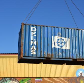 Transport and discharging