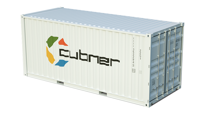Container Maritime 20 Pieds Neuf Et Occasion Cubner