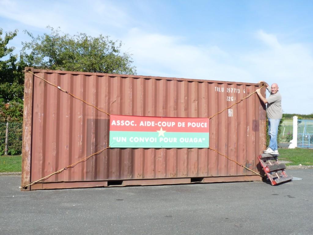 Avis et témoignages Client Cubner - Association Aide Coup de Pouce - Container CUBNER