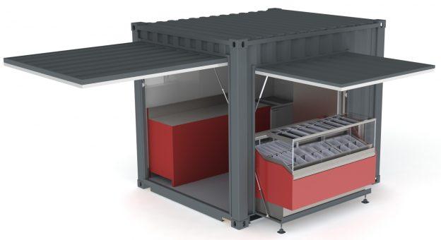 container-stand-de-vente