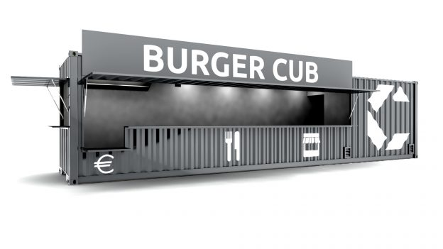 burger-container