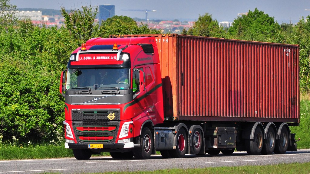 camion-container