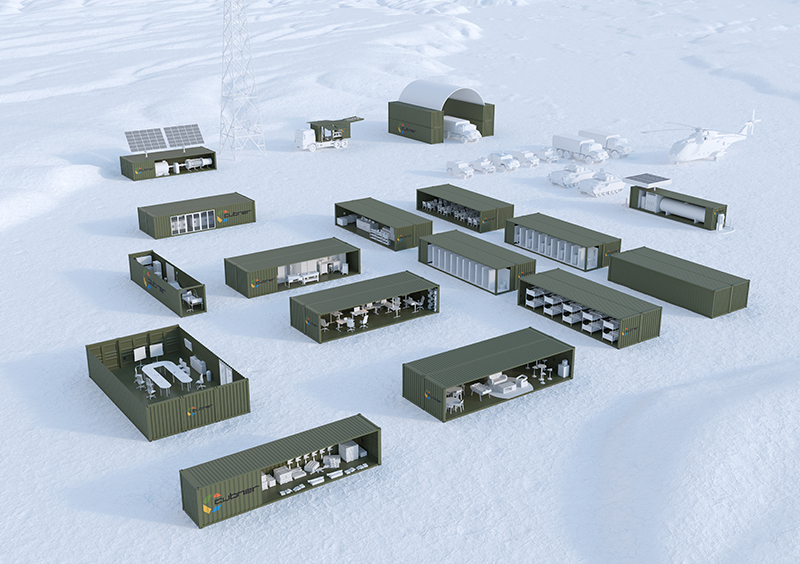container-camp-armée