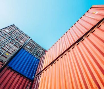 container-dock