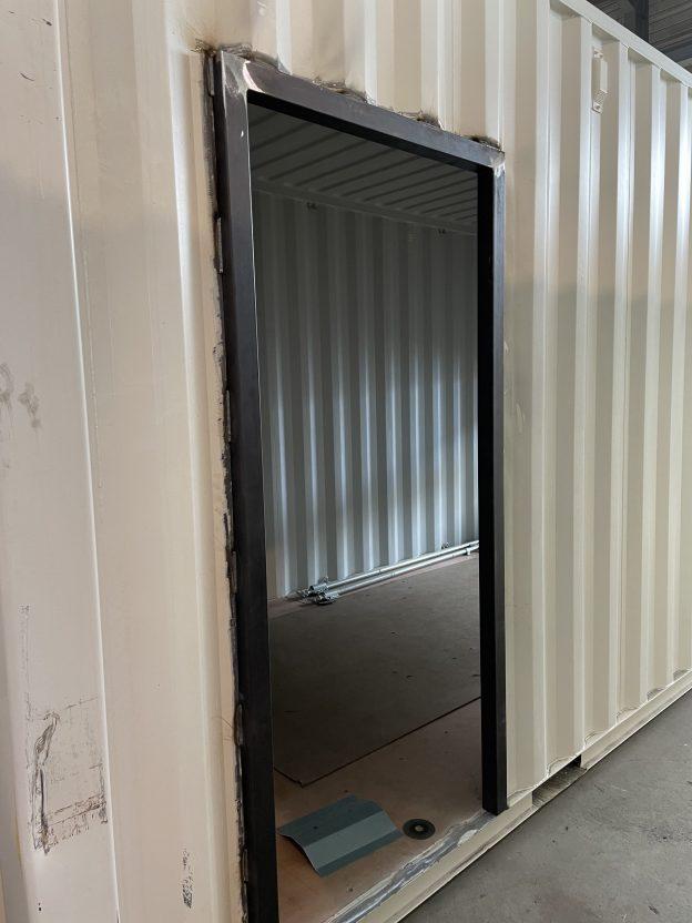 porte container