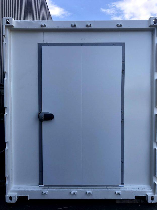 porte container frigorifique