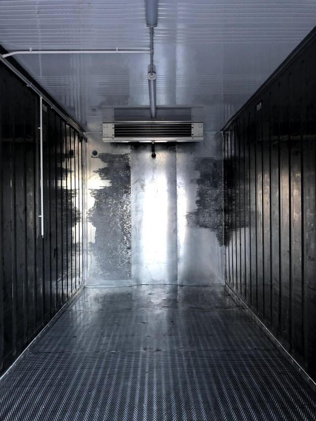 container chambre froide