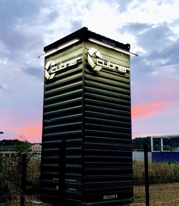 container-totem